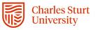 CSU Charles Sturt University Logo