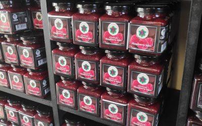 Huntley Berry Farm jam Facebook