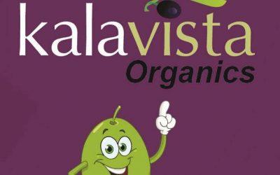 Kalavista Organics logo facebook