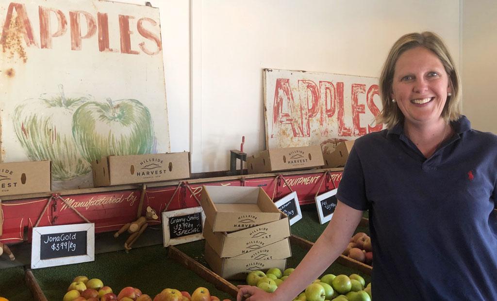 Sophie Jones Hillside Harvest